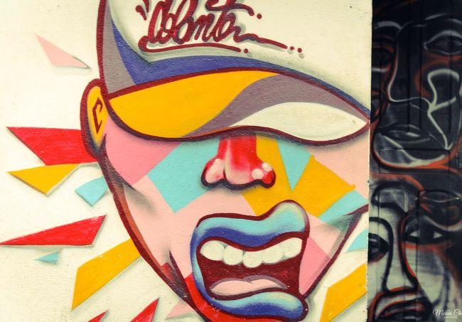 Arte de Rua Close-up ArtWork Art Artistic Art And Craft Drawing