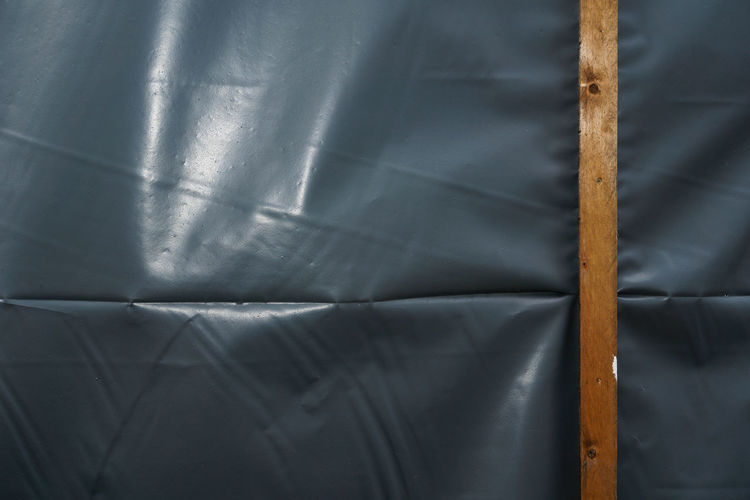 Close up of curtain