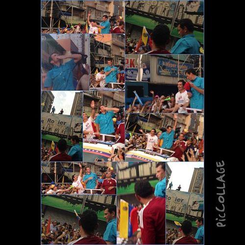 Concentraci ón Maracay Hcr Futuro paz union fe esperanza bandera venezuela espectacular sensación unica ilove you @hcapriles teee amoo futuro presidente 