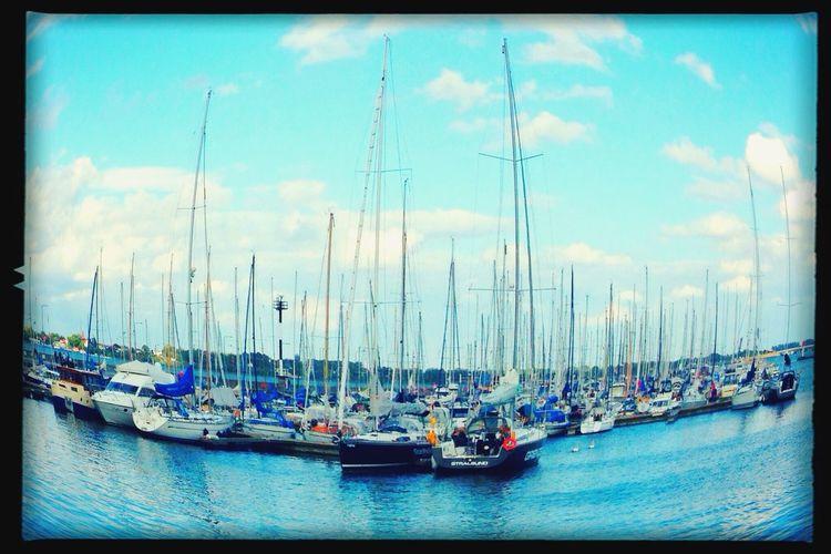 Mecklenburg-Vorpommern Ostsee Baltic Sea Boats Schiff Hafen Harbour