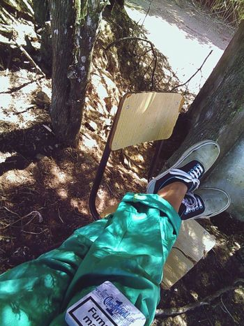 OldShoes Vans Off The Wall Nature Relax Hotday Smoke