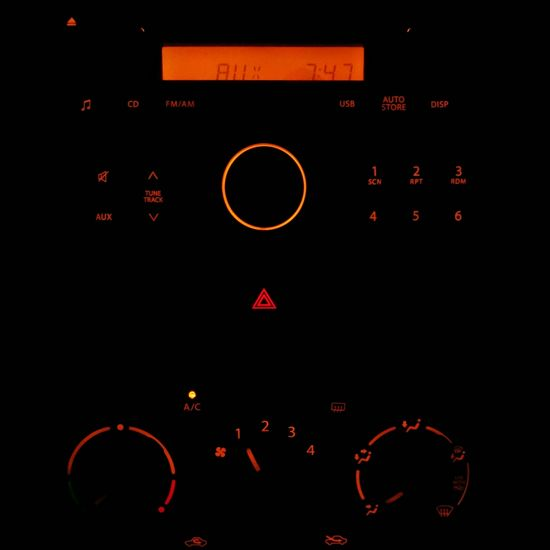 TakeoverMusic Aux PluggedIn Tunein Music Car Player Night Drive Song