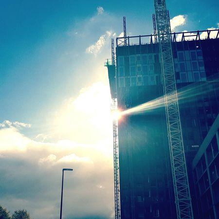 The tall dark tower.