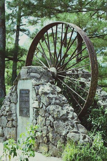 Old Wheel Wheninsagada Sagada Adventure Sagadaprovince