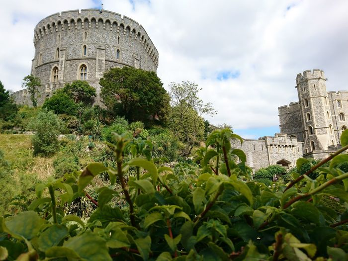 Windsor Castle No Filter Natural Light Travel Photography