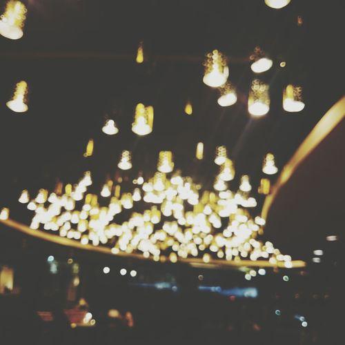 Malaysia Street Light People Midvalley