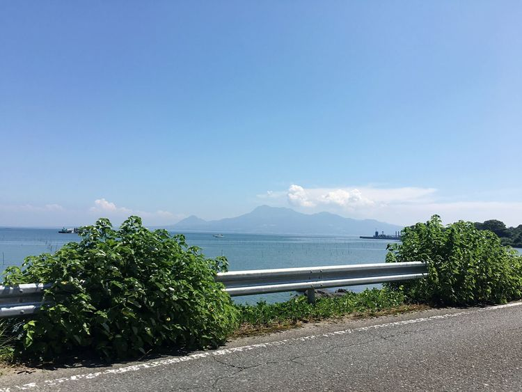 Unzen Volcano 雲仙普賢岳 Sea And Sky Sea Beautiful Nature