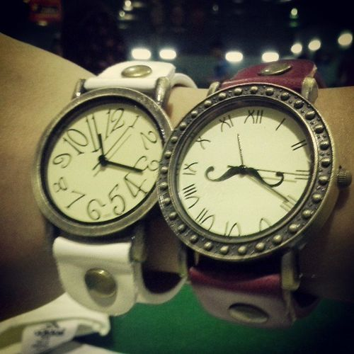 Watch Iwear2watch  Time latefutsal