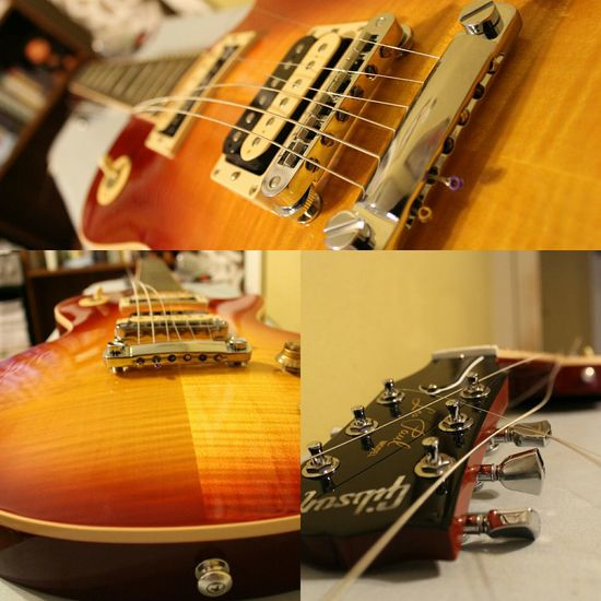 Eleonore Gibson Les Paul Traditional Pro II