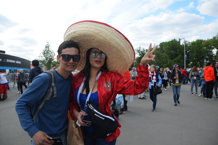 Contact me : roman@alyabev.com Fifa Football Moscow Architecture Casual Clothing City Day Fan Fans Fifa18 Fifa2018 Group Of People Incidental People Leisure Activity Lifestyles Looking At Camera Men Nature Outdoors People Portrait Real People Sky Standing Street Women Young Adult Young Women
