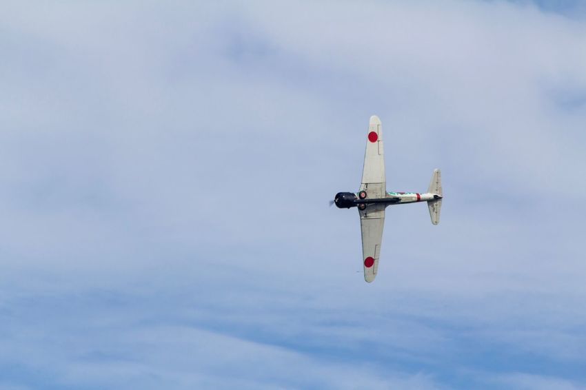 Wings Over Houston Airshow Canon EOS 60D Sky Cloud - Sky Low Angle View Day Flying Nature No People