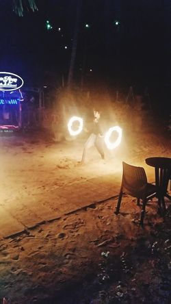 Night Motion People WhiteSandBeach Vacations Travel Destinations Palawantrip Beach PalawanPhilippines Palawan Philippines Firedancer Firedance