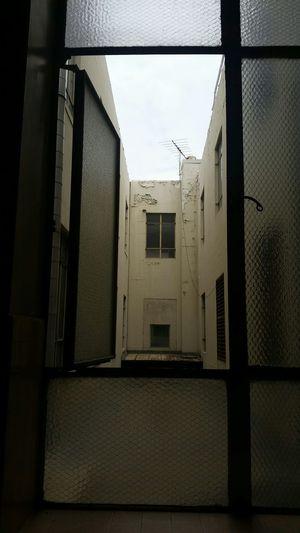 Deteriorating Building