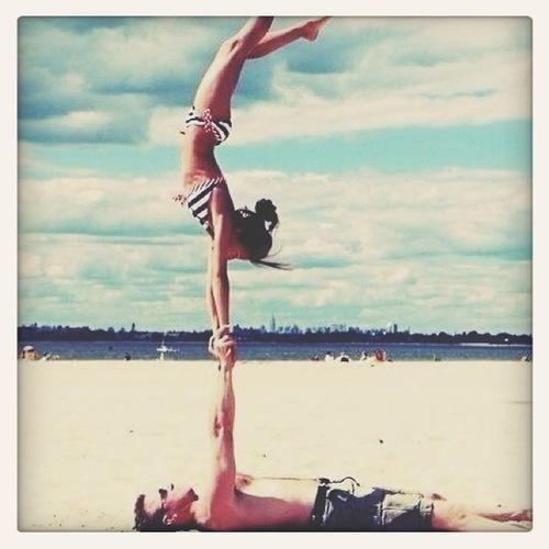 I want that to be me<3