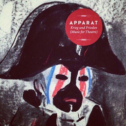 Apparat Kriegundfrieden Music Electronic Саша Риндт сделал отличный альбом. Казалось бы, при чем тут левтолстой