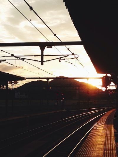 Sunset Railway Station