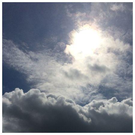 Original colours. Thunderstorm Storm Cloud Sky Cloud - Sky The Still Life Photographer - 2018 EyeEm Awards