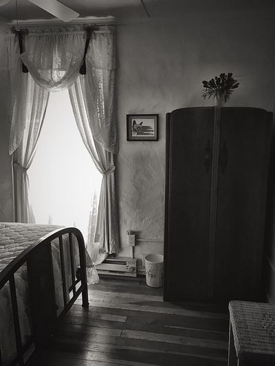 """Another Time"" An authentic recreation of another period of time in history at a bed and breakfast room in the Village of Corona, New Mexico, USA. Historical Historical Building Vintage Furniture Bedandbreakfast Blackandwhite Photography Newmexicophotography"