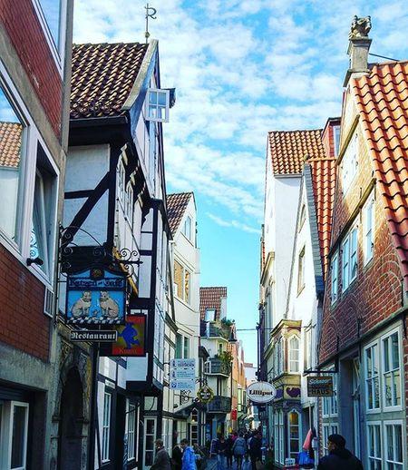 Bremen Germany Weekendinbremen Schnoorviertel Schnoor