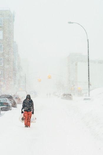 Snow Snowstorm