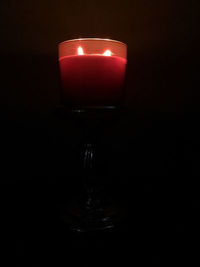 Power Outage Candle Flame Candle Light