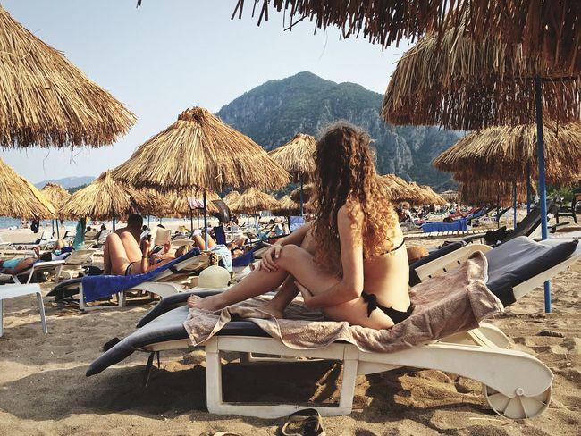 Summertime Summer Turkey Beach