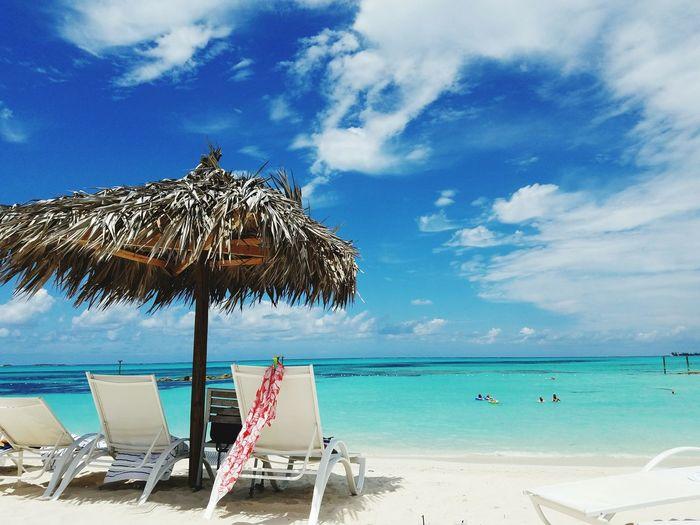 Bahamas beach resort Tropical Ocean