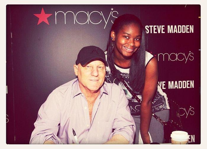 Me And Steve Madden