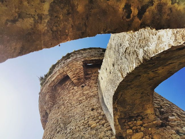 History Sky Low Angle View Ancient History Outdoors No People Nature Day Close-up Ancient Civilization