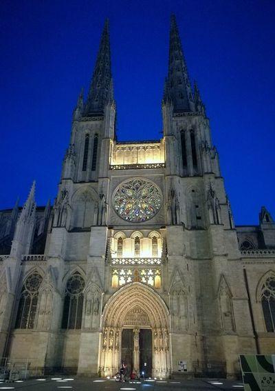 Architecture ReligionTravel Destinations Huawei P9 Leica Catedral De Burdeos France🇫🇷 September 2017