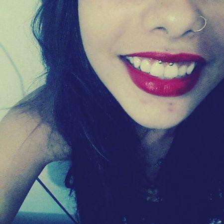 Newpiercing Smile ✌ Amei♥