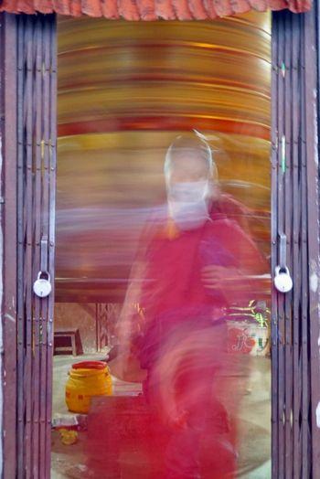 Monk Door
