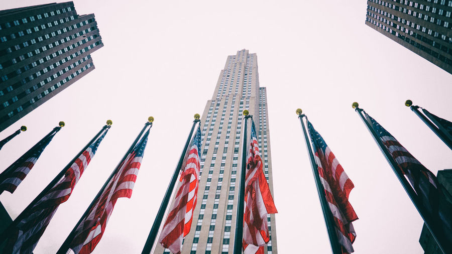 America Rockefeller
