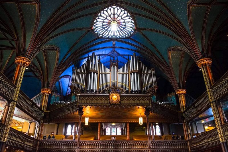 Notre-Dame Basilica. Montreal Quebec. First Eyeem Photo Streetphotography Fujifilmxt10 Street Montréal