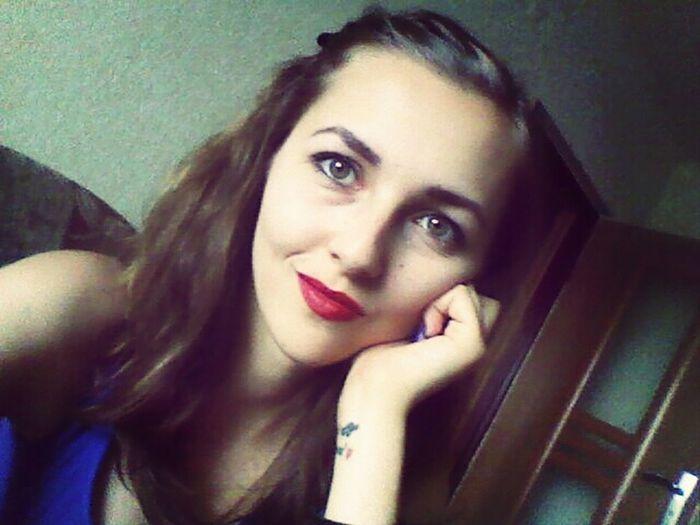Polishgirl Greeneyes Redlips Tattoo ❤