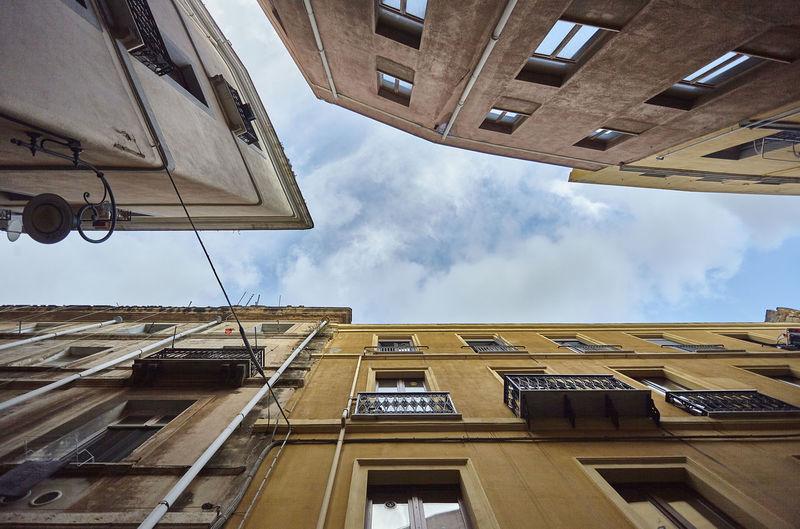 Cagliari Urban City Cagliari, Sardinia Architectural Detail Cagliari