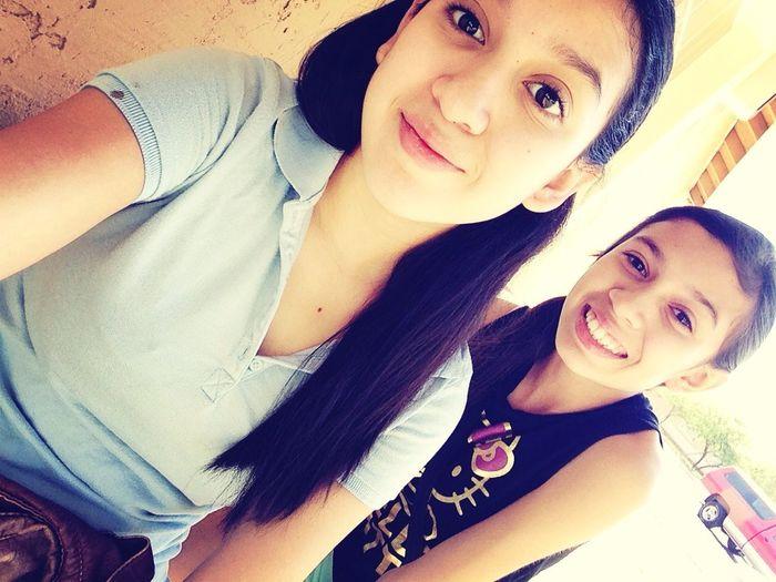 Me and the sis