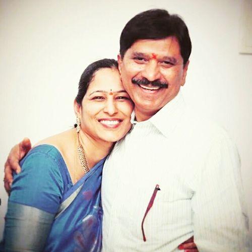 Mom & Dad. Cutest Parents