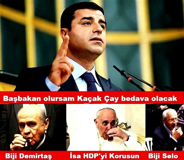 Kaçakçay Oylarhdp Ye HDP