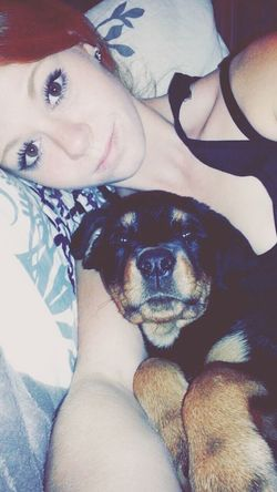 My lil nugget is sick ? Rottweiler Puppy Sicky Poor Baby