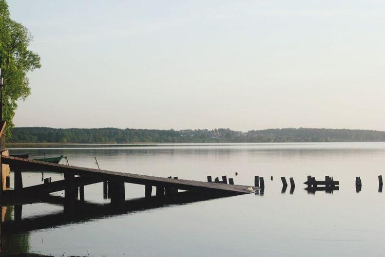 Pereslavl'-zakessky Plesheevolake Lake Water Nature Spring
