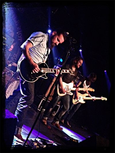 My fridaynight @ dDepeppelzeist with BlackBottleRiot (awesone band) Friends Night Out \m/ Life = Music = Life
