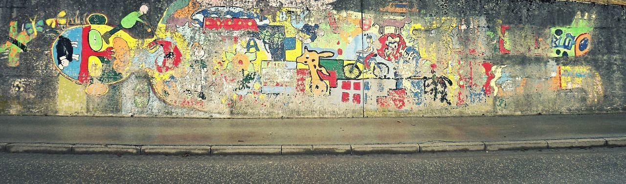 Street Streetphotography Street Art Streetcolour Graphity