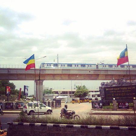 Chennai Metro Nammachennai Trials