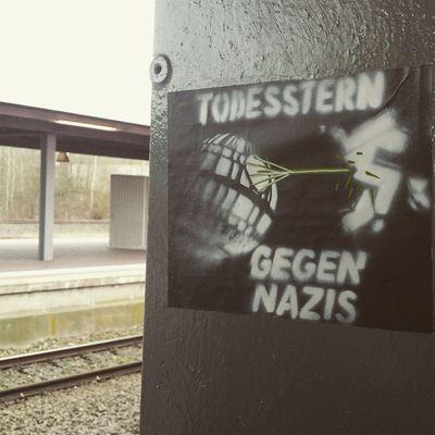Dortmund Dorstfeld gehörte heute der Antifa 💜 Nonazisdo Tenyearslater