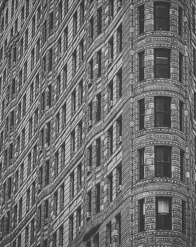 Architecture Built Structure Building Exterior New York New York City NYC NY EyeEm Best Shots EyeEm Gallery The Week On EyeEm EyeEm Low Angle View Flatiron Building Bnw Blackandwhite Photography Black And White Black & White