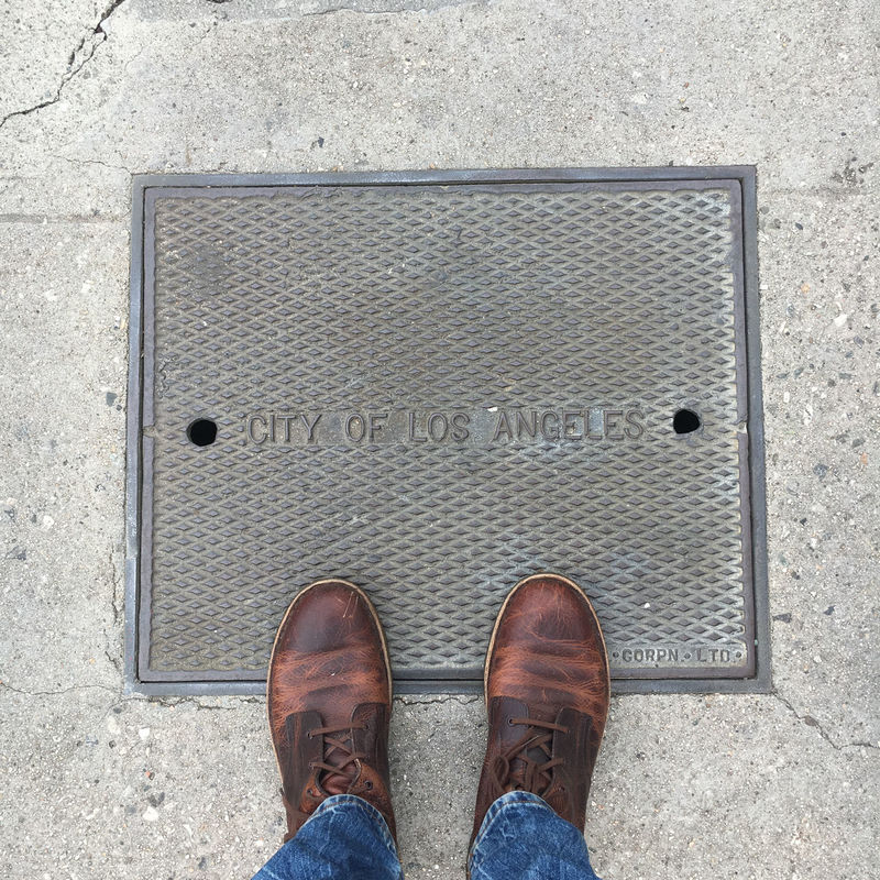 City of Angels Adults Only Boots Directly Above Explore Human Body Part Human Foot Human Leg Los Angeles, California Low Section Men One Person Outdoors People Personal Perspective Shoe Standing