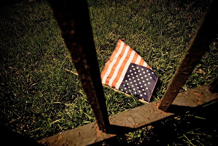 Reminded of decline... Photography Flag Stars And Stripes USA USA FLAG New York Upstate New York Patriotism