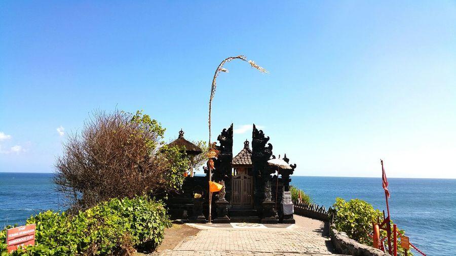 Travelling Bali-Tanah Lot Temple