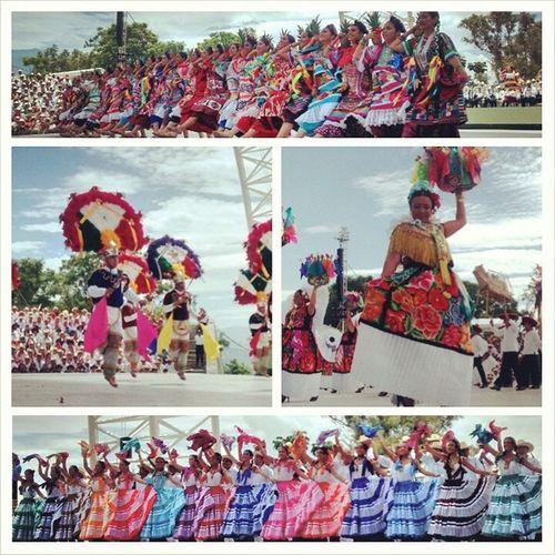 Oaxaca está de fiesta con la Guelagutza2014